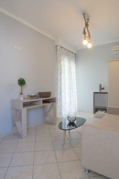 Junior Suite for Three or Four - Entrance View - Terezas Hotel in Sidari