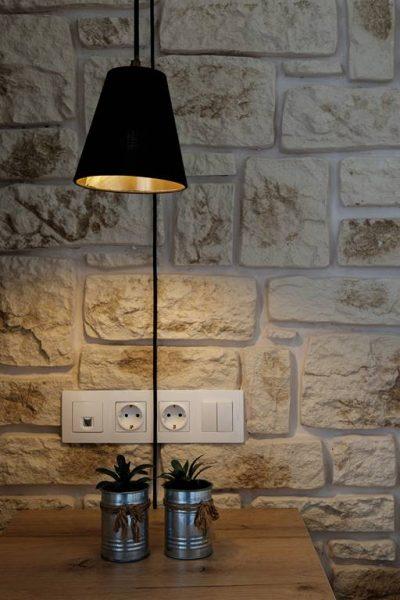 Standard studio for 3 persons - Table Lamp - Terezas Hotel in Sidari