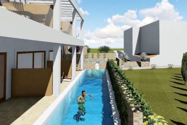 Swim Up Rooms - Terezas Hotel in Sidari