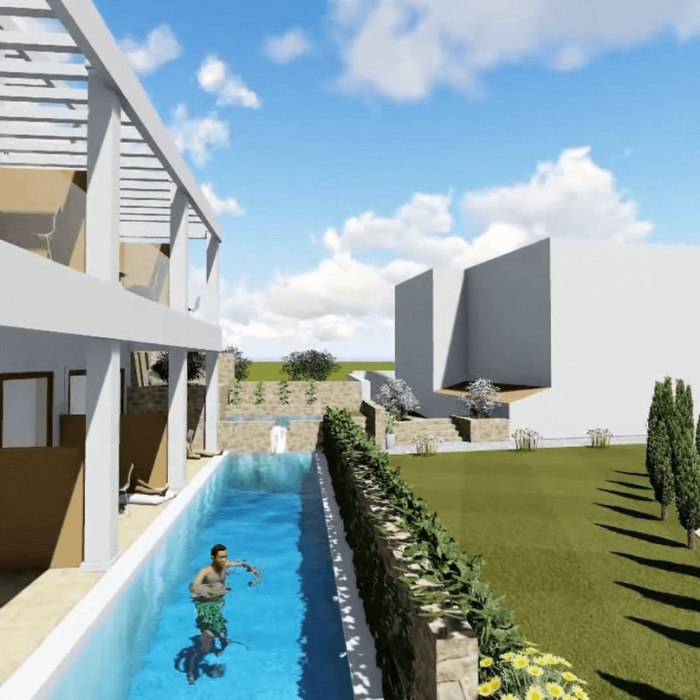 Swim Up Rooms - Video Preview - Terezas Hotel in Sidari